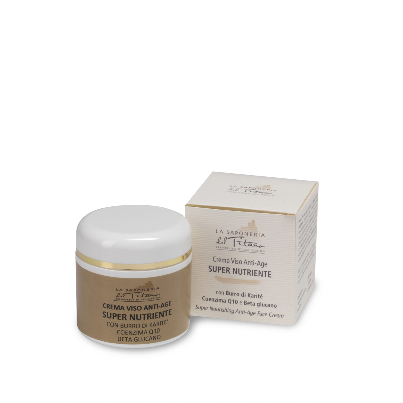 Crema Viso Anti-Age Super Nutriente